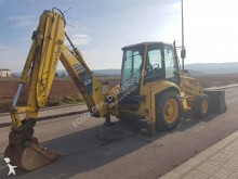 used Komatsu WB93R-2 rigid backhoe loader - n°2984957 - Picture 5