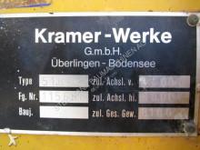 Voir les photos Tractopelle Kramer 516