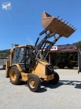 Zobraziť fotky Rýpadlo-nakladač Caterpillar 428 C turbo 4x4