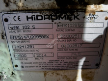 Voir les photos Tractopelle Hidromek