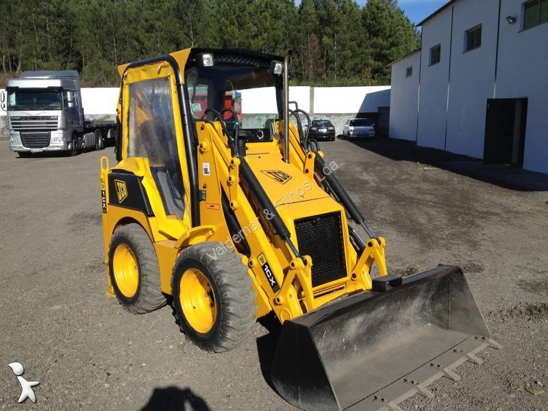 mini-tractopelle jcb 1cx 1cx occasion