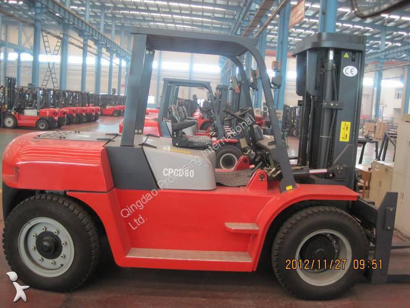 Préparateur de commandes Dragon Machinery CPCD80