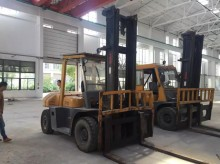 used medium lift order picker