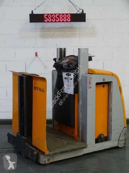 Zobaczyć zdjęcia Wózek widłowy magazynowy Still EK-X980