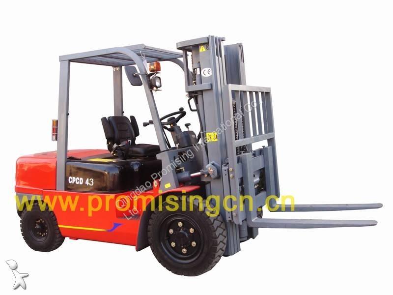 Zobaczyć zdjęcia Wózek widłowy magazynowy Dragon Machinery CPCD43