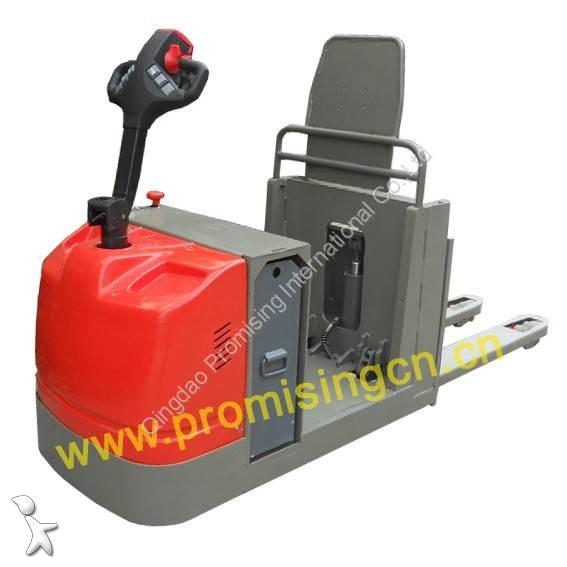 Prohlédnout fotografie Příprava objednávek Dragon Machinery THC20 Low Level Electric Order Picker Capacity 2000kg