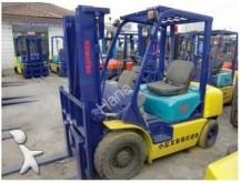used Komatsu medium lift order picker FD30 Diesel - n°2148997 - Picture 2