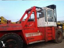 used Komatsu medium lift order picker Dc25-1200 Diesel - n°2151458 - Picture 2