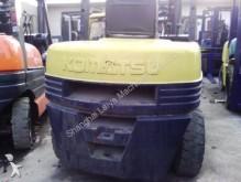used Komatsu medium lift order picker FD30T Diesel - n°766528 - Picture 2