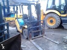 View images Komatsu FD25 order picker