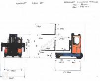 Ver las fotos Carretilla multidireccional Combilift C3000EST