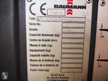 Fotoğrafları göster Çok yönlü forklift Baumann EVU30