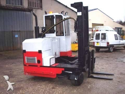 used battioni pagani four-way forklift qlt 35 1000 33 x diesel - n