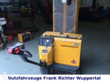Jungheinrich reach truck