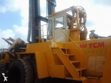 TCM reach truck