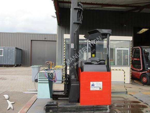 View images Toyota 7FBRE18-2 reach truck