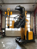 chariot à mât rétractable Jungheinrich EKX 410 / 4x / Höhe: 5.28m / Schmalgang / nur 8