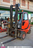Linde H35D-02 reach truck