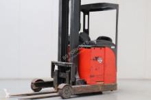 wózek z wysuwanym masztem Linde R16