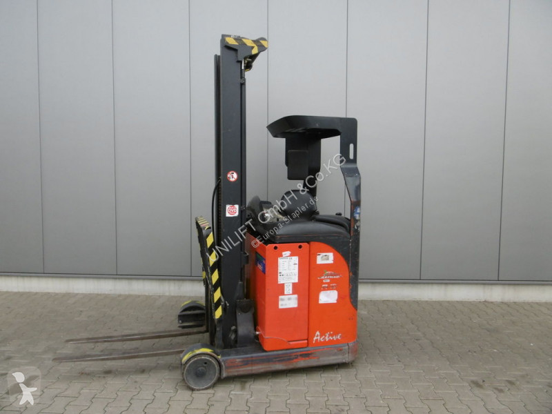 View images Linde R 12 C reach truck