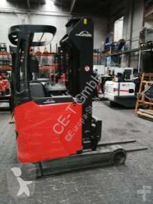 chariot à mât rétractable Linde R14-01 // 3.941 Std. / HH 5.200 mm / FH 1.620 mm / Seitenschieber / Triplex