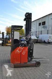 wózek z wysuwanym masztem Linde R14S // Seitenschieber / 3. Ventil / Batt. Bj. 2009 / HH 6.695 mm / FH 2.030 mm / Triplex