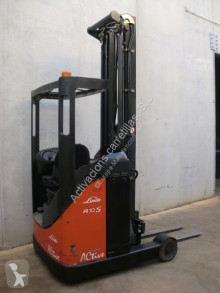 View images Linde reach truck