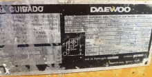 Vedeţi fotografiile Stivuitor cu catarg retractabil Daewoo D70