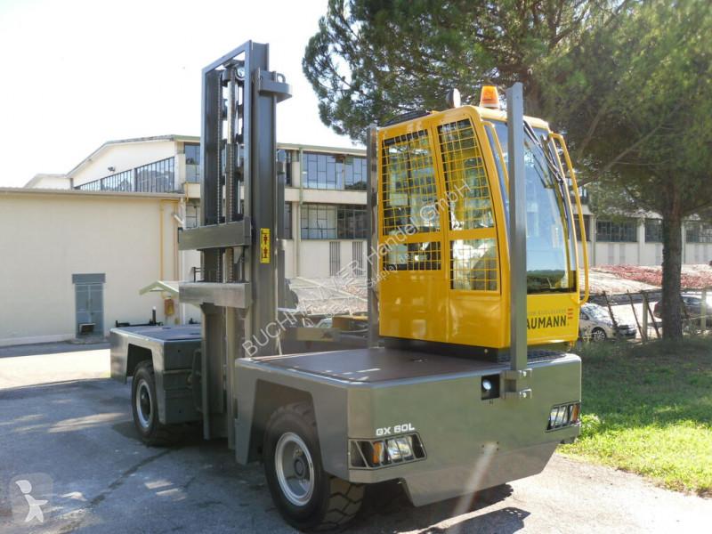Carretilla de carga lateral baumann gx 14 45 - Carretillas de carga ...