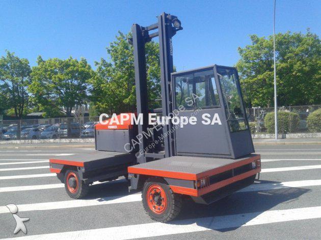 Carretilla de carga lateral fenwick s40 usada n 2379396 - Carretillas de carga ...