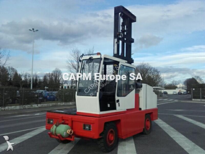 Carretilla de carga lateral nc ht5ps usada n 2379508 - Carretillas de carga ...