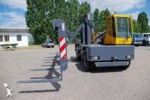 chariot à prise latérale Baumann GS 80 Chariot élévateur Diesel Latéral 8 Tonnes