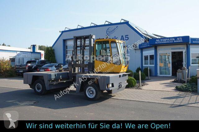Prohlédnout fotografie Vozík s bočním záběrem Baumann GX 50 14 40 501440 Seitenstapler