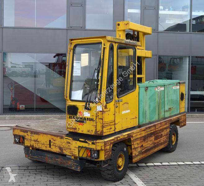 Chariot à prise latérale Baumann ES40/14/40