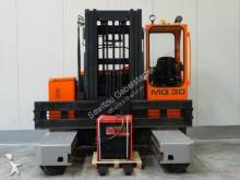 n/a Hubtex MQ30 - TRIPLEX side loader