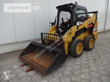 Caterpillar 242D side loader