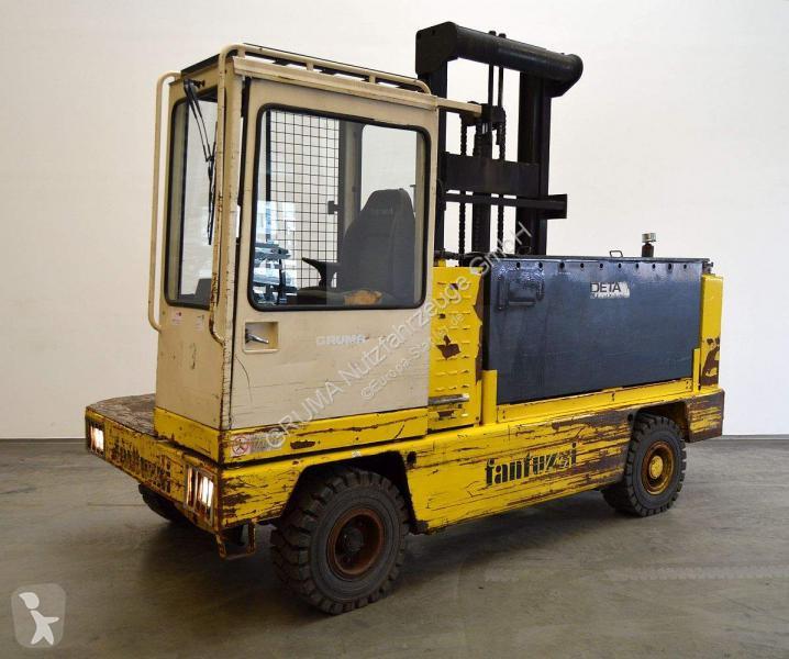 Prohlédnout fotografie Vozík s bočním záběrem Fantuzzi SE30 E