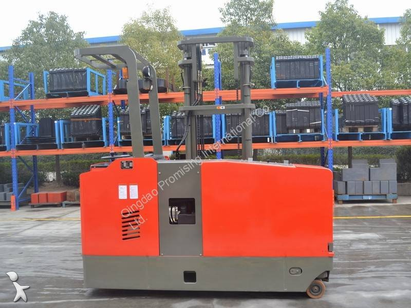 Carretilla de carga lateral dragon machinery td10 30 - Carretillas de carga ...