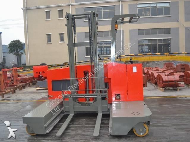 Carretilla de carga lateral dragon machinery td20 30 - Carretillas de carga ...