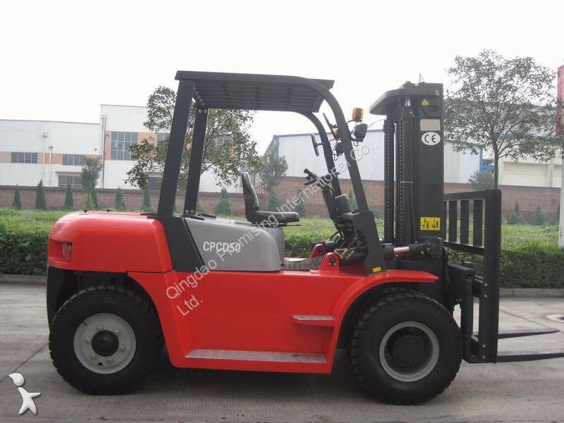 Dragon Machinery CPCD50 Forklift