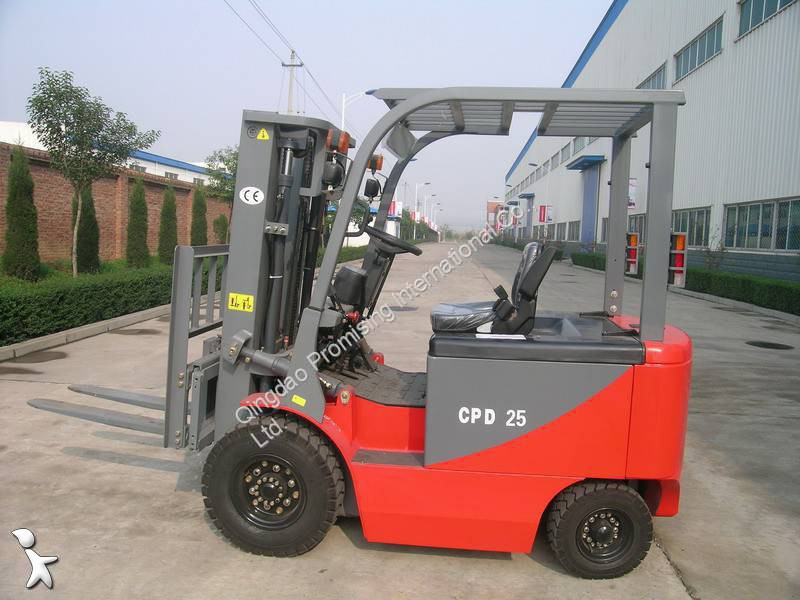 Dragon Machinery CPD25 Forklift