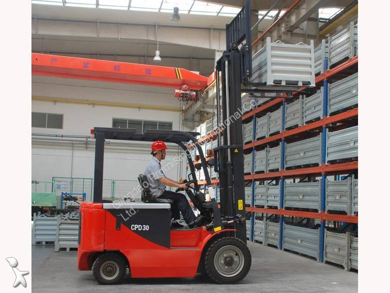 Dragon Machinery CPD30 Forklift