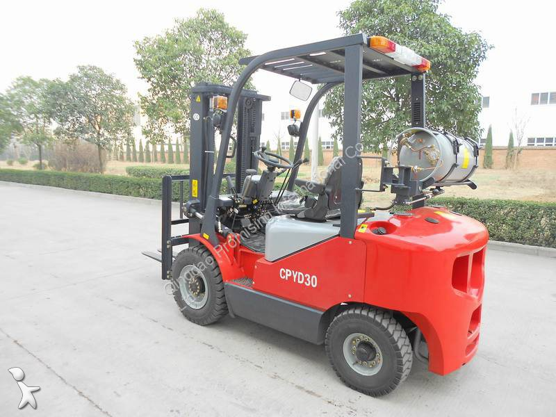 Dragon Machinery CPQD30 Forklift