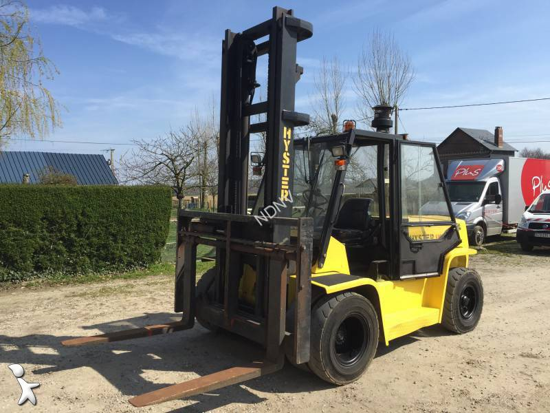 chariot diesel occasion hyster xl annonce n 1273776. Black Bedroom Furniture Sets. Home Design Ideas
