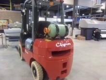 wózek na gaz Climax