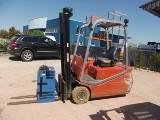 wózek elektryczny BT