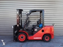 Hangcha diesel forklift