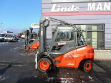 wózek na gaz Linde