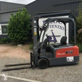 Climax electric forklift