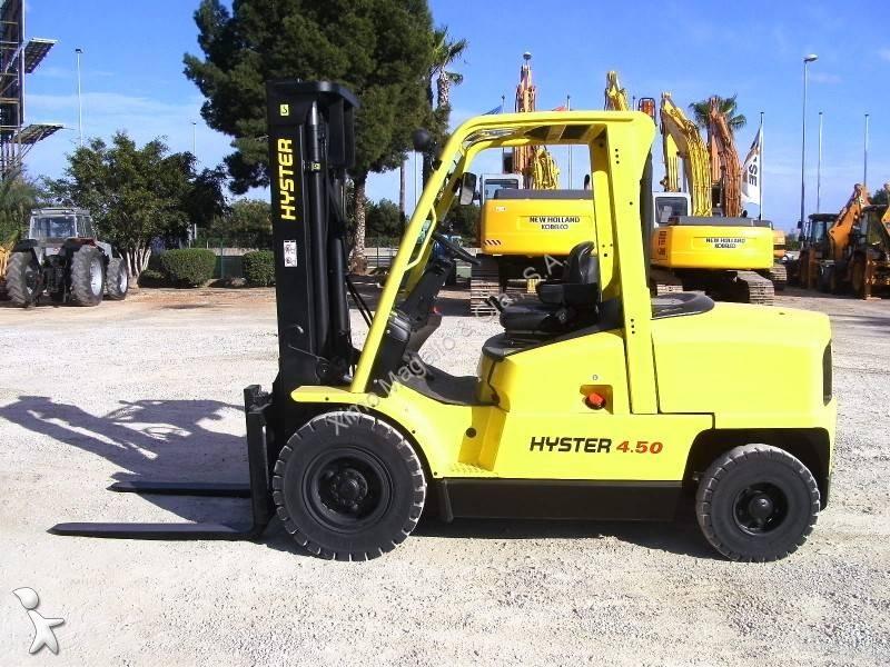 Heftruck Hyster H4.50XM